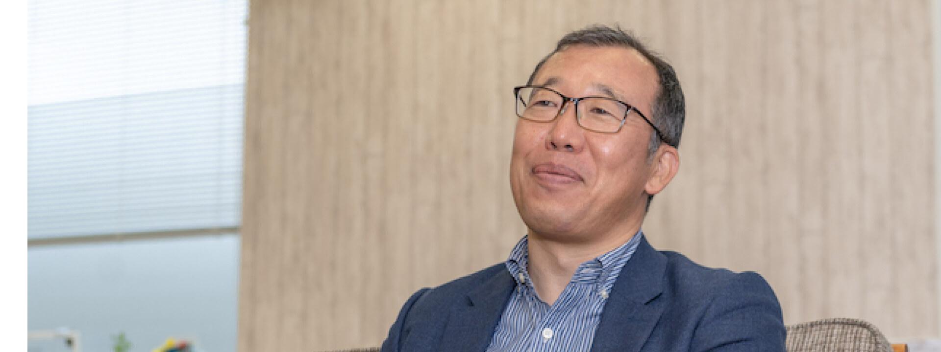プリンシプル大学学長 取締役副社長 木田 和廣