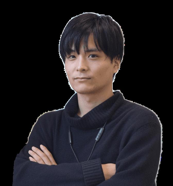 データ解析エンジニア 江俣 真人